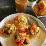 easy chakli chaat recipe