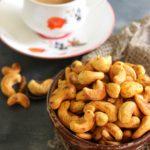 Masala Kaju - Spicy Roasted Cashew