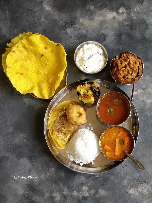 pongal lunch