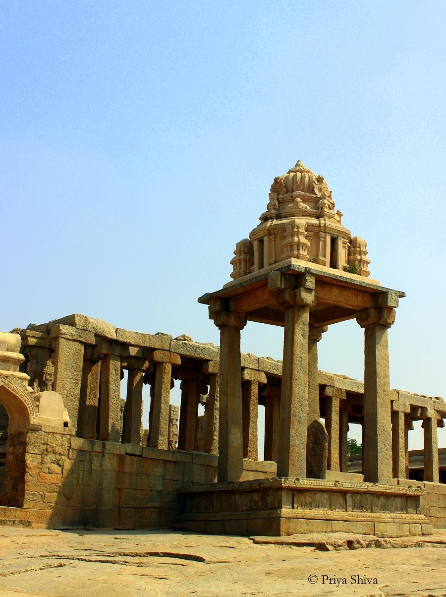 Day Trip from Bangalore To Lepakshi