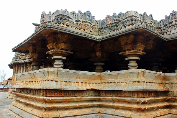 Sri Veeranarayaswami temple belavadi