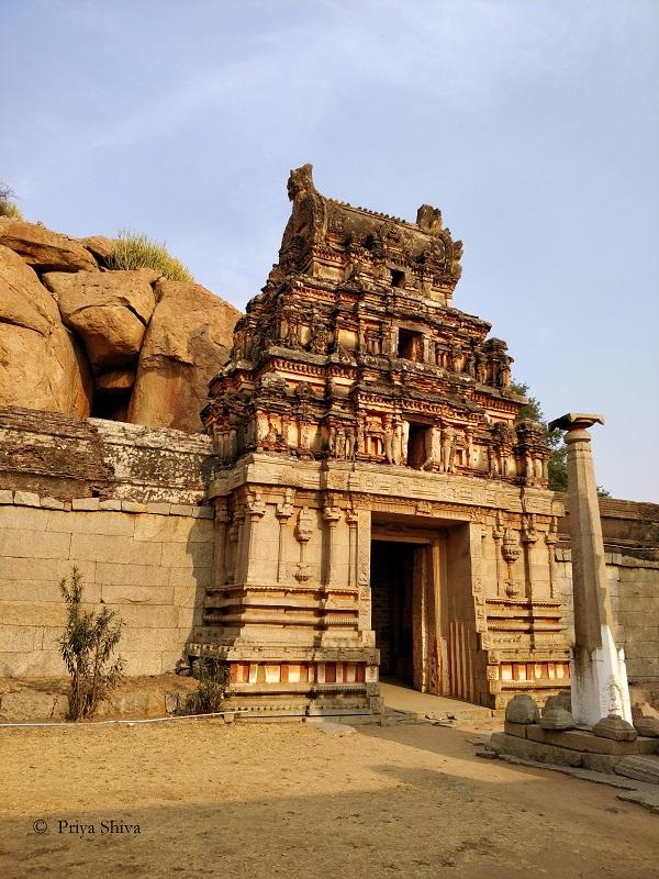 Malyavatha Ragunatha Swamy temple