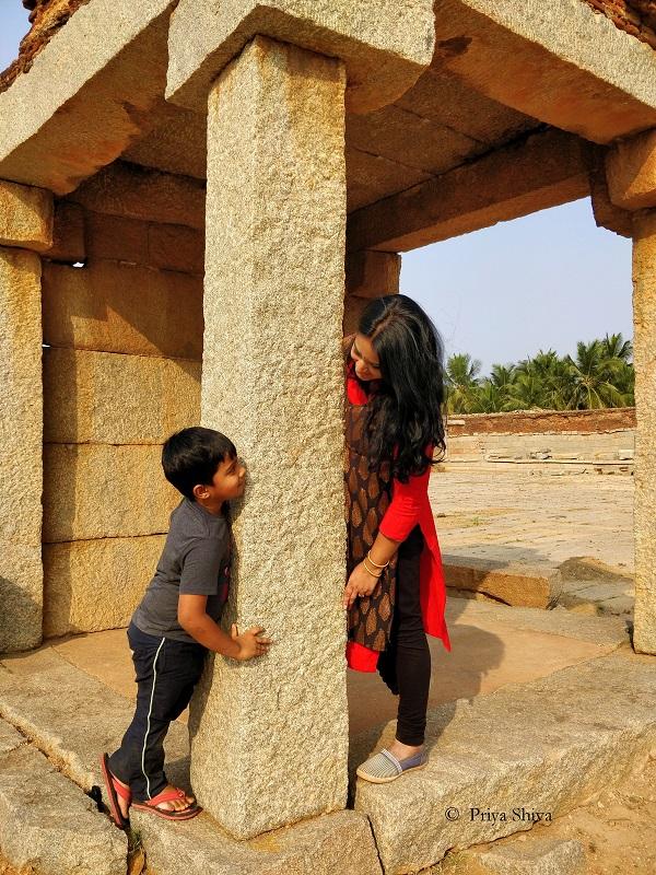 hampi India
