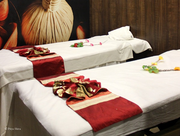 anant Spa review