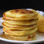 eggless jackfruit pancake