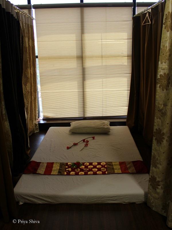 thai spa at Ananta spa