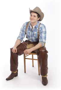 Ashley Day as Curly in the National tour of OKLAHOMA! credit Pamela Raith (9)