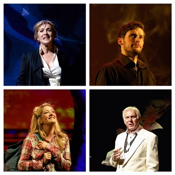 Siobhan McCarthy, Niall Sheehy, Julie Atherton, Dave Willetts,