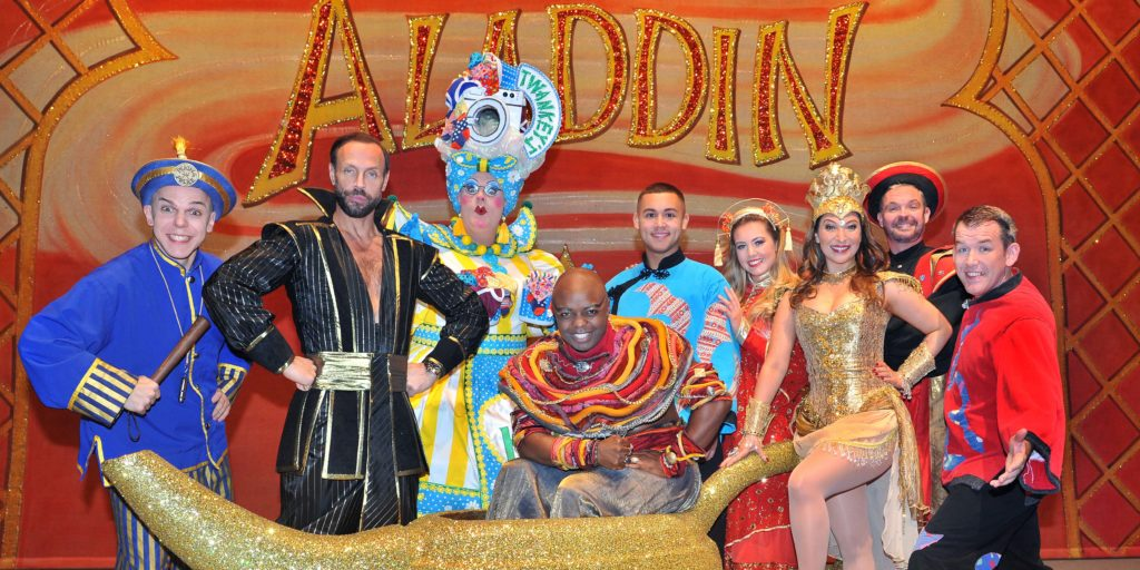 Aladdin | The Hawth Crawley | Review | Theatre South East