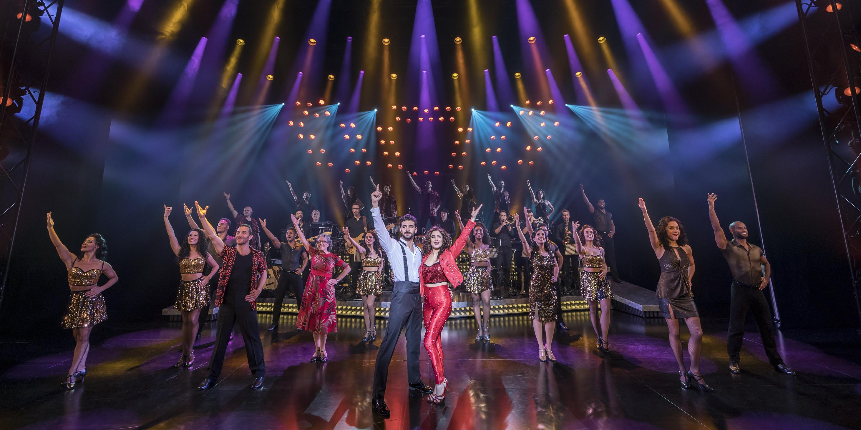 On Your Feet |London Coliseum | Review