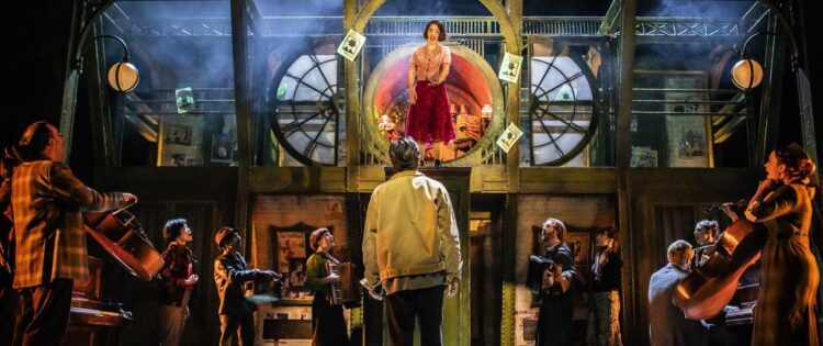 Amelie the Musical | Tour | Review