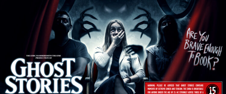Ghost Stories | Tour | Review