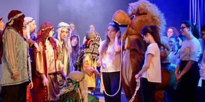Joseph and his Amazing Technicolor Dreamcoat | Sackville School | Review