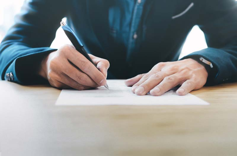 """San Diego Business Contracts: Are """"Orphan"""" Signature Pages Okay to Use?"""