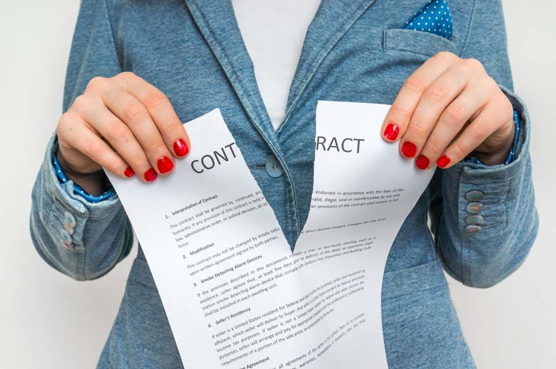 Terminating a Contract for Convenience