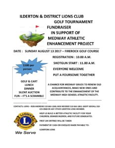 Golf Tournament @ Golf Tournament at Firerock | Komoka | Ontario | Canada