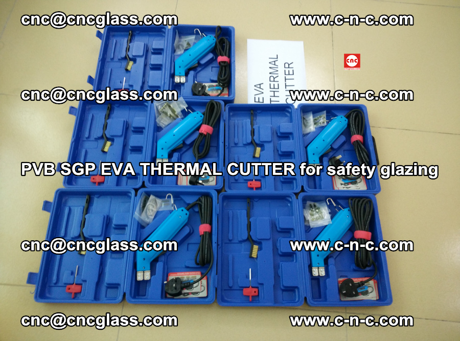 PVB SGP EVA THERMAL CUTTER for laminated glass safety glazing (10)