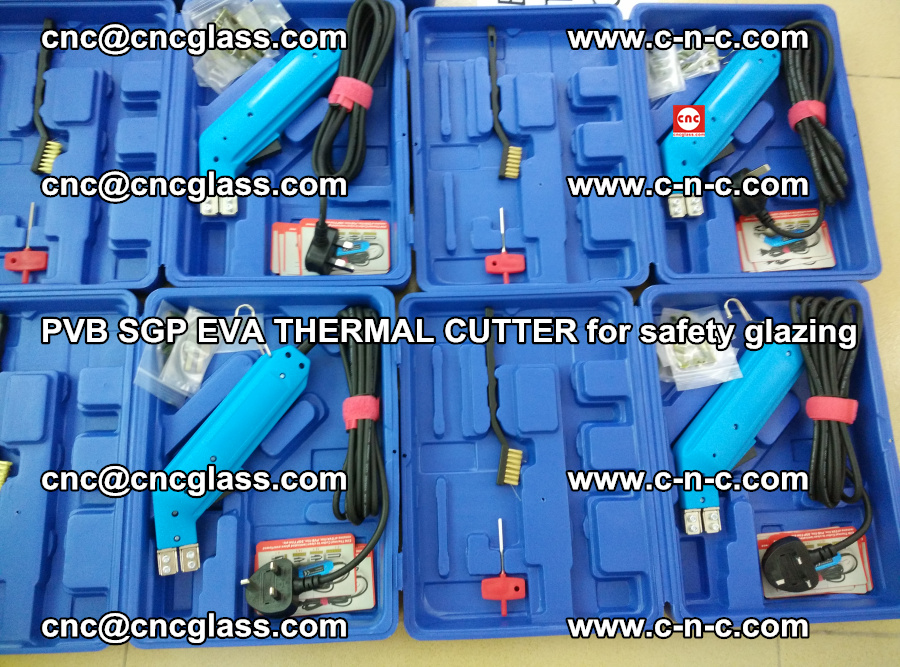 PVB SGP EVA THERMAL CUTTER for laminated glass safety glazing (102)