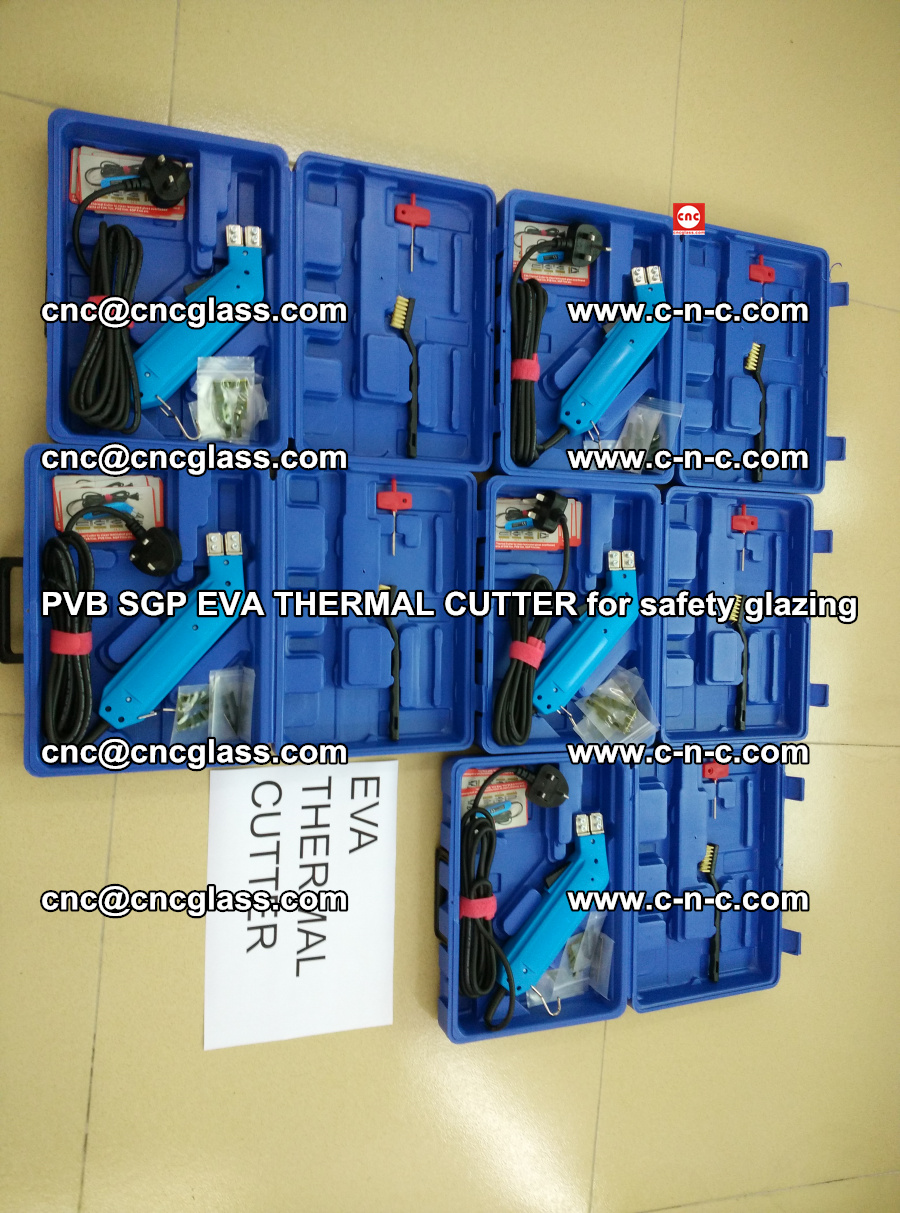 PVB SGP EVA THERMAL CUTTER for laminated glass safety glazing (112)
