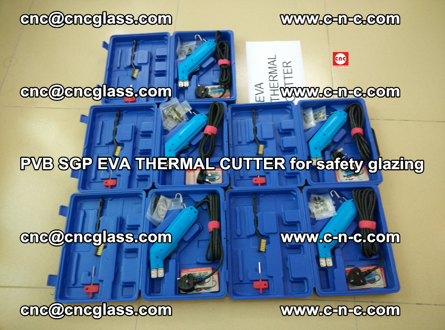 PVB SGP EVA THERMAL CUTTER for laminated glass safety glazing (116)