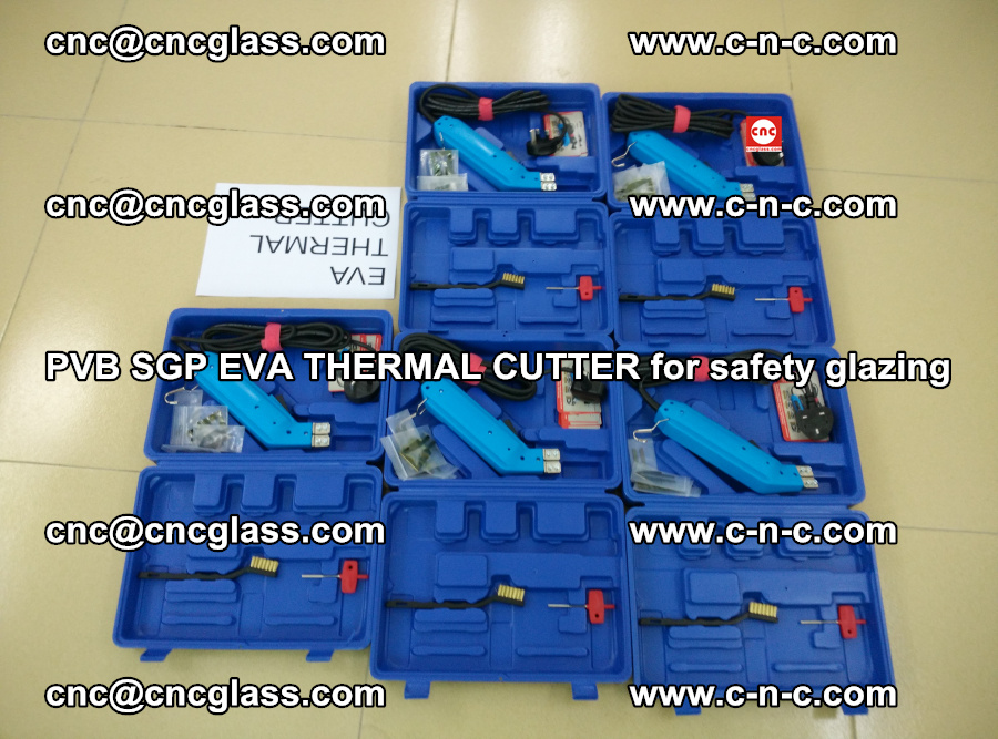PVB SGP EVA THERMAL CUTTER for laminated glass safety glazing (20)