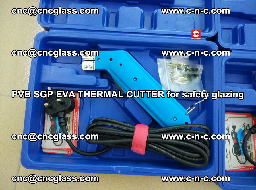PVB SGP EVA THERMAL CUTTER for laminated glass safety glazing (52)