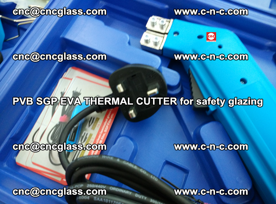 PVB SGP EVA THERMAL CUTTER for laminated glass safety glazing (76)