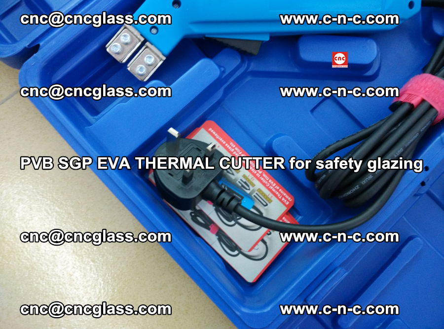 PVB SGP EVA THERMAL CUTTER for laminated glass safety glazing (83)