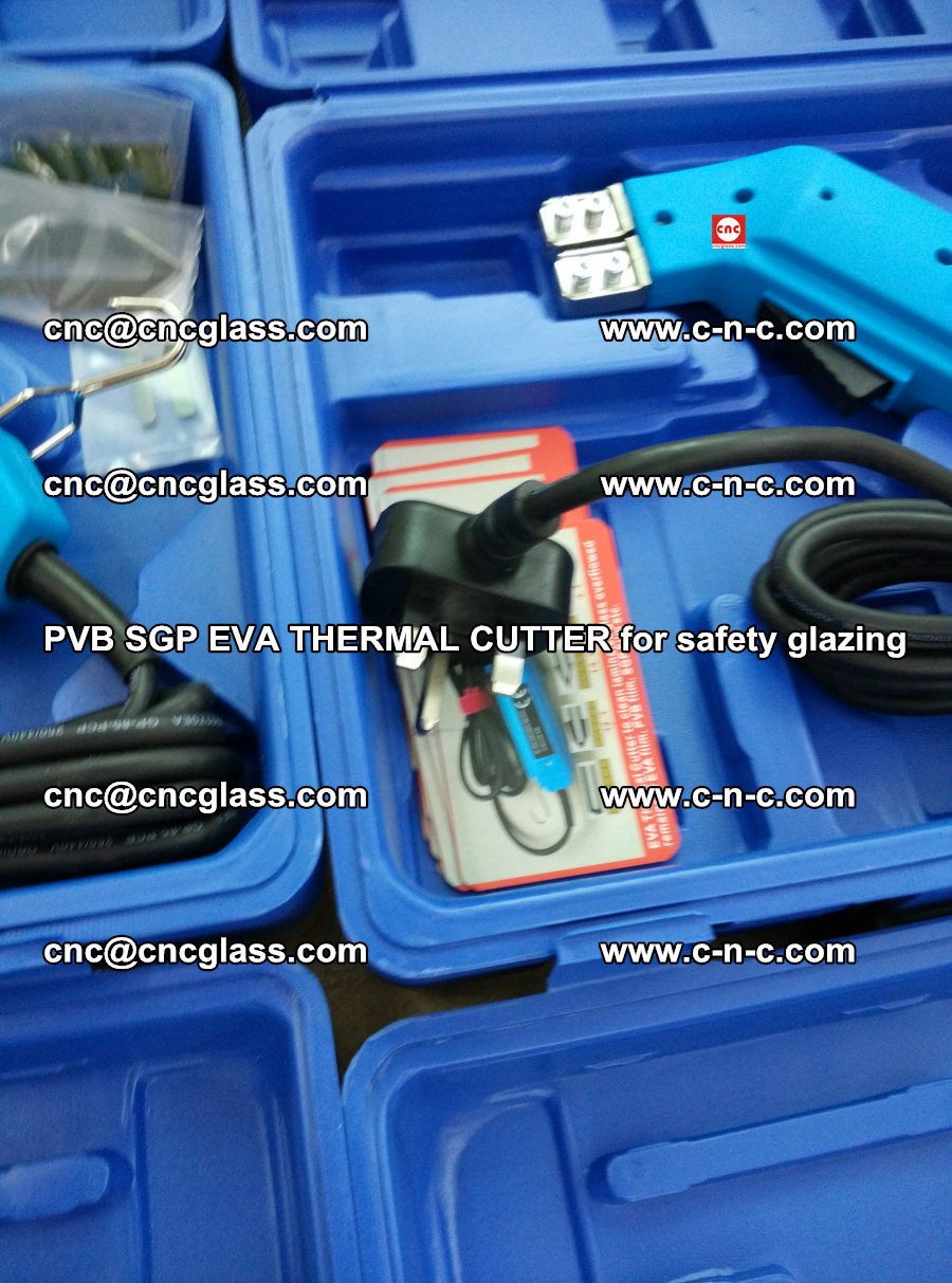 PVB SGP EVA THERMAL CUTTER for laminated glass safety glazing (90)