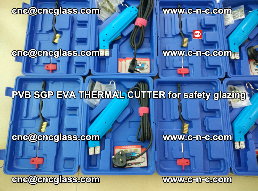PVB SGP EVA THERMAL CUTTER for laminated glass safety glazing (97)