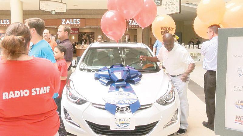 2016 Hyundai Elantra,donated by First Team Auto