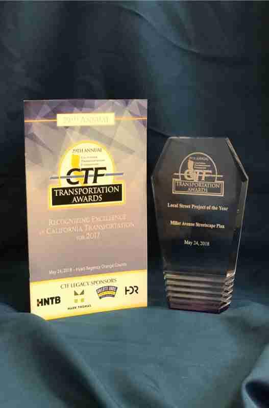 29th Annual CTF Transportation Awards Program