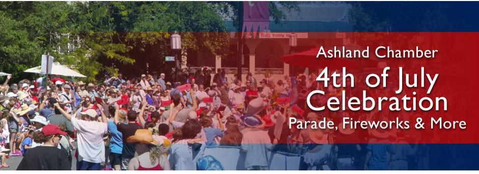 Ashland 4th of July celebration