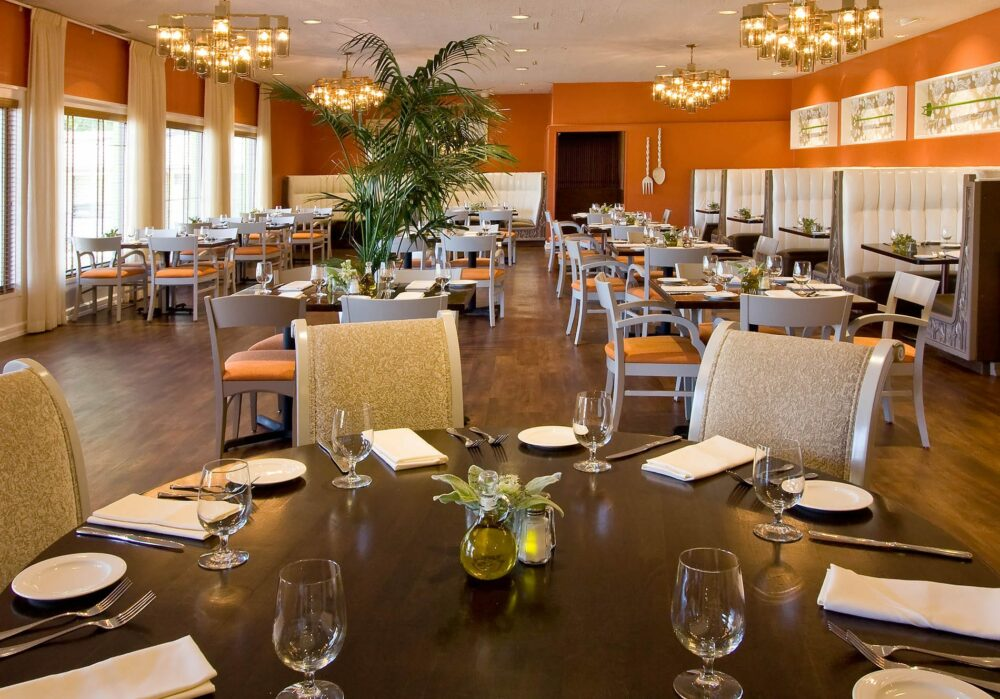 Larks is a great option for fine dining in Medford Oreogn