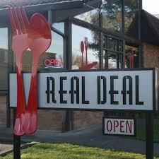 Best Restaurants In Medford Oregon - Real Deal Cafe