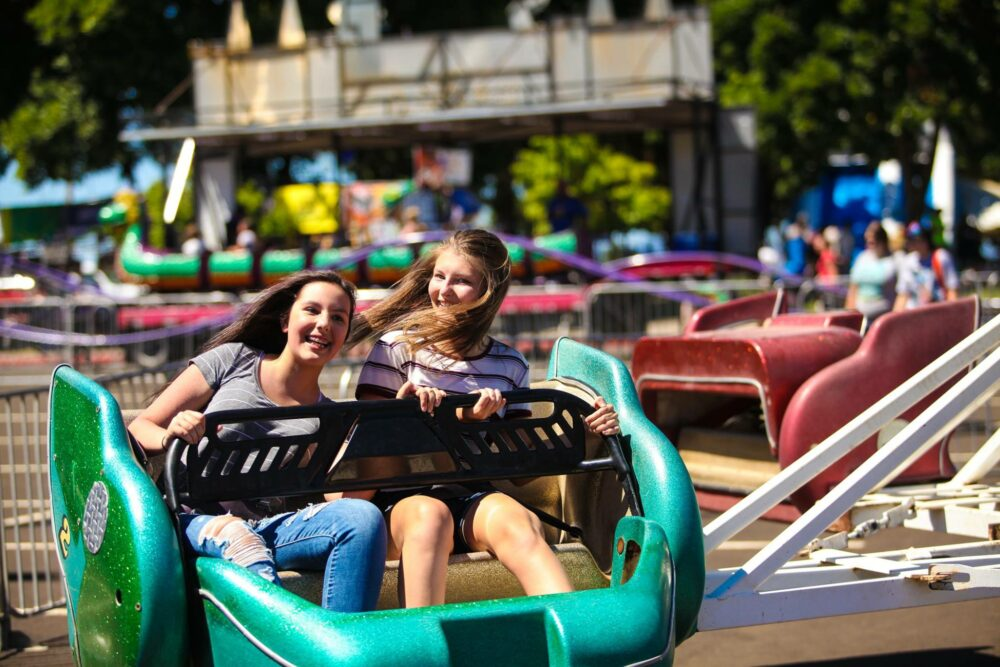 The Jackson County Fair is one of the summers biggest events in Medford