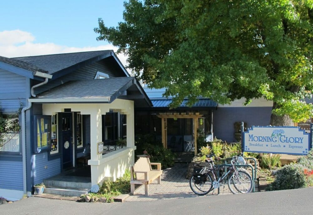 Morning Glory has been one of the highest rated restaurant on Tripadvisor in Ashland Oregon for over a decade