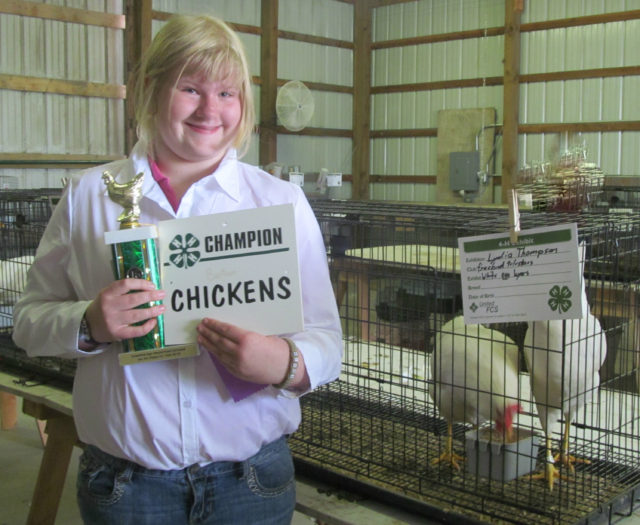 Poultry Champion