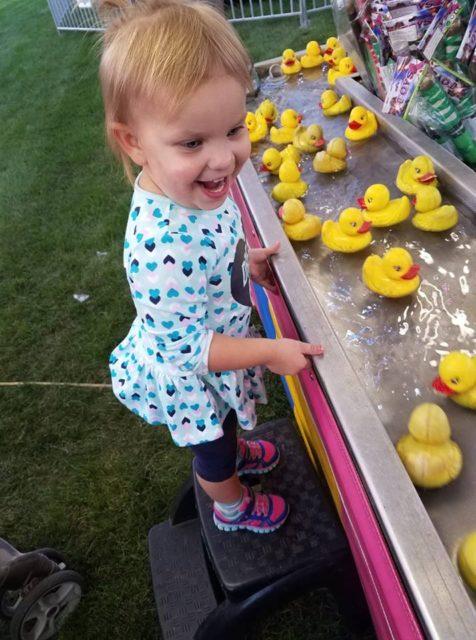 Rubber Duckies