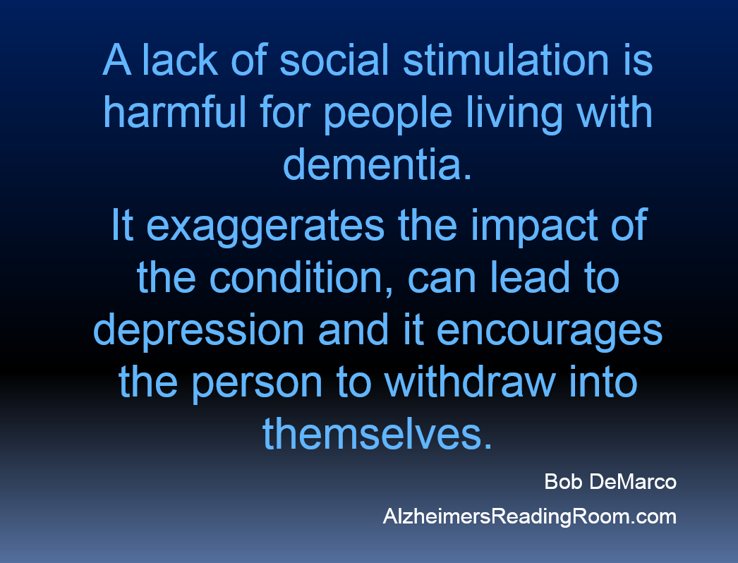 living with dementia