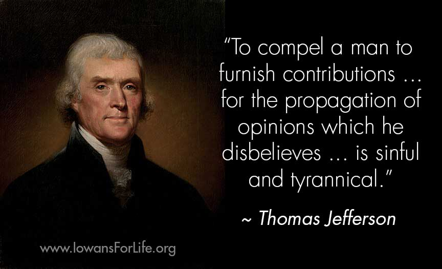 freedom of thought