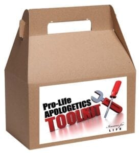 pro-life apologetics tool kit