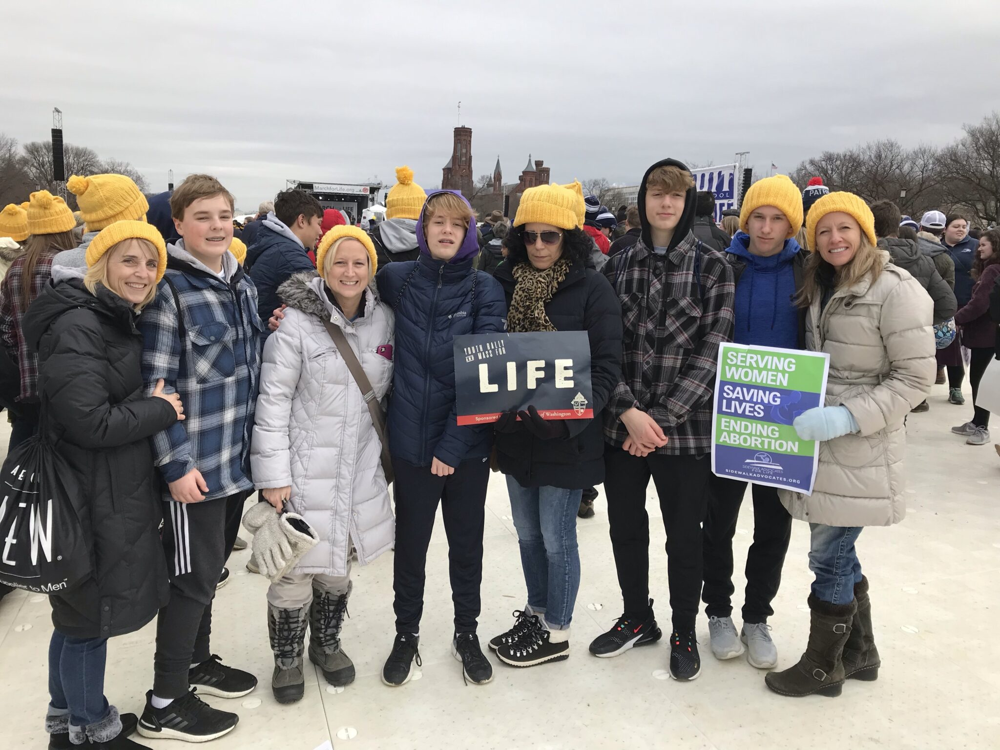 Mass for Life 2020 recap