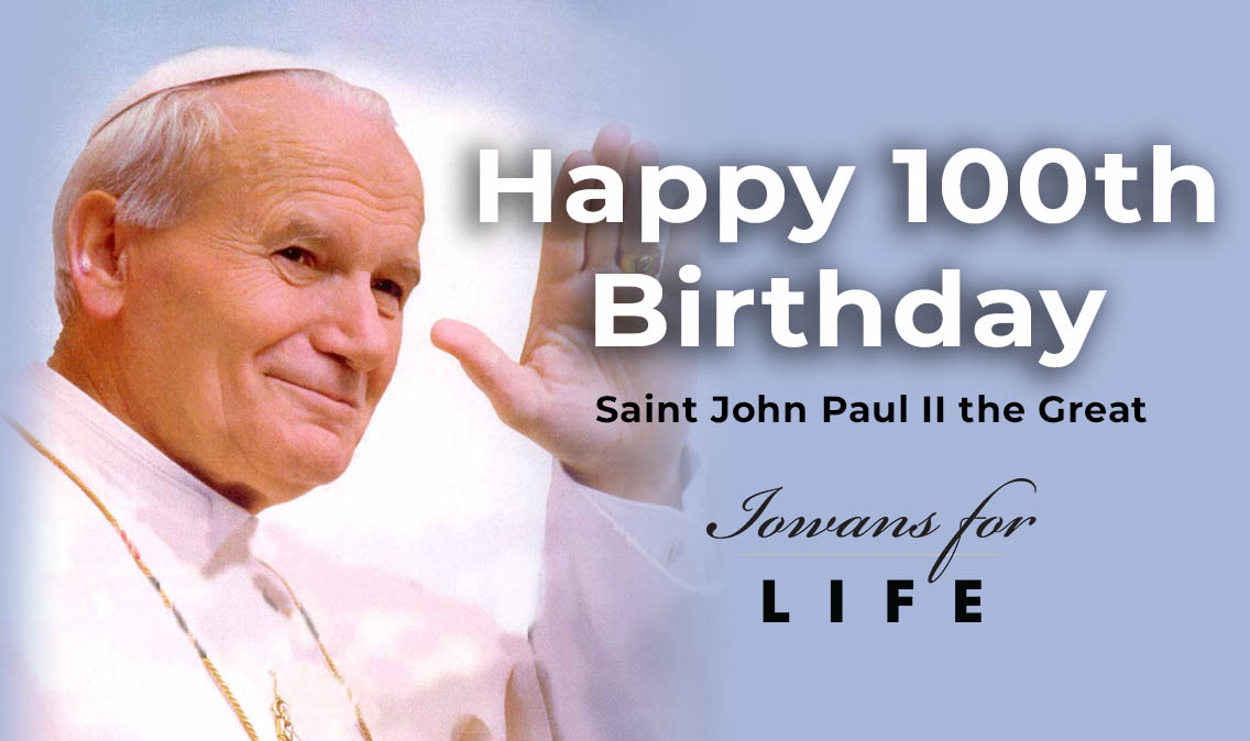 john paul the great birthday