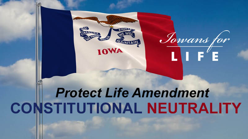 Constitutional neutrality on abortion