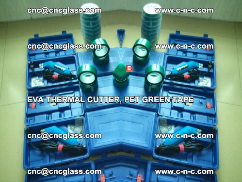 Funny Photos of EVA THERMAL CUTTER trimming EVALAM laminated glass (12)