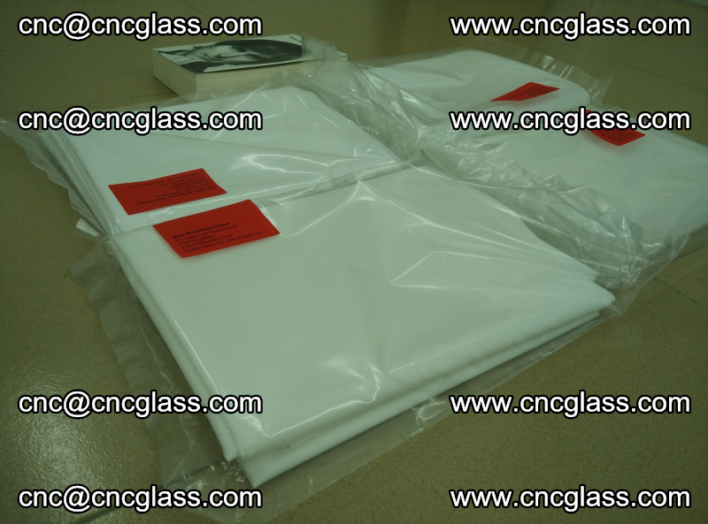 EVA foil for safety laminated glass, white eva foil (12)