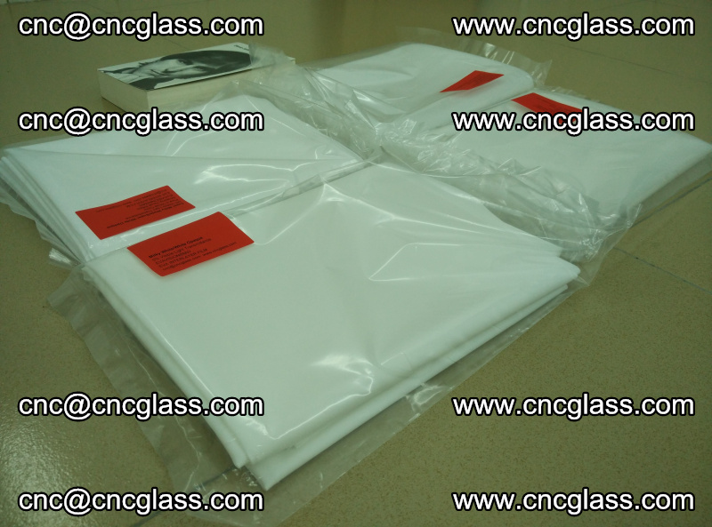 EVA foil for safety laminated glass, white eva foil (18)