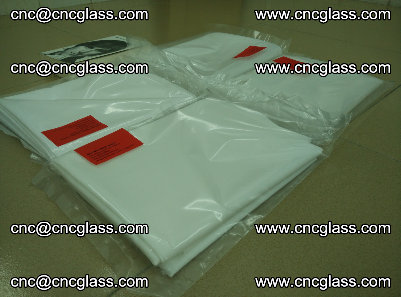 EVA foil for safety laminated glass, white eva foil (20)
