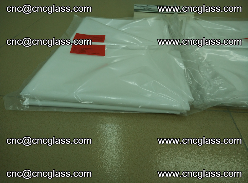 EVA foil for safety laminated glass, white eva foil (3)